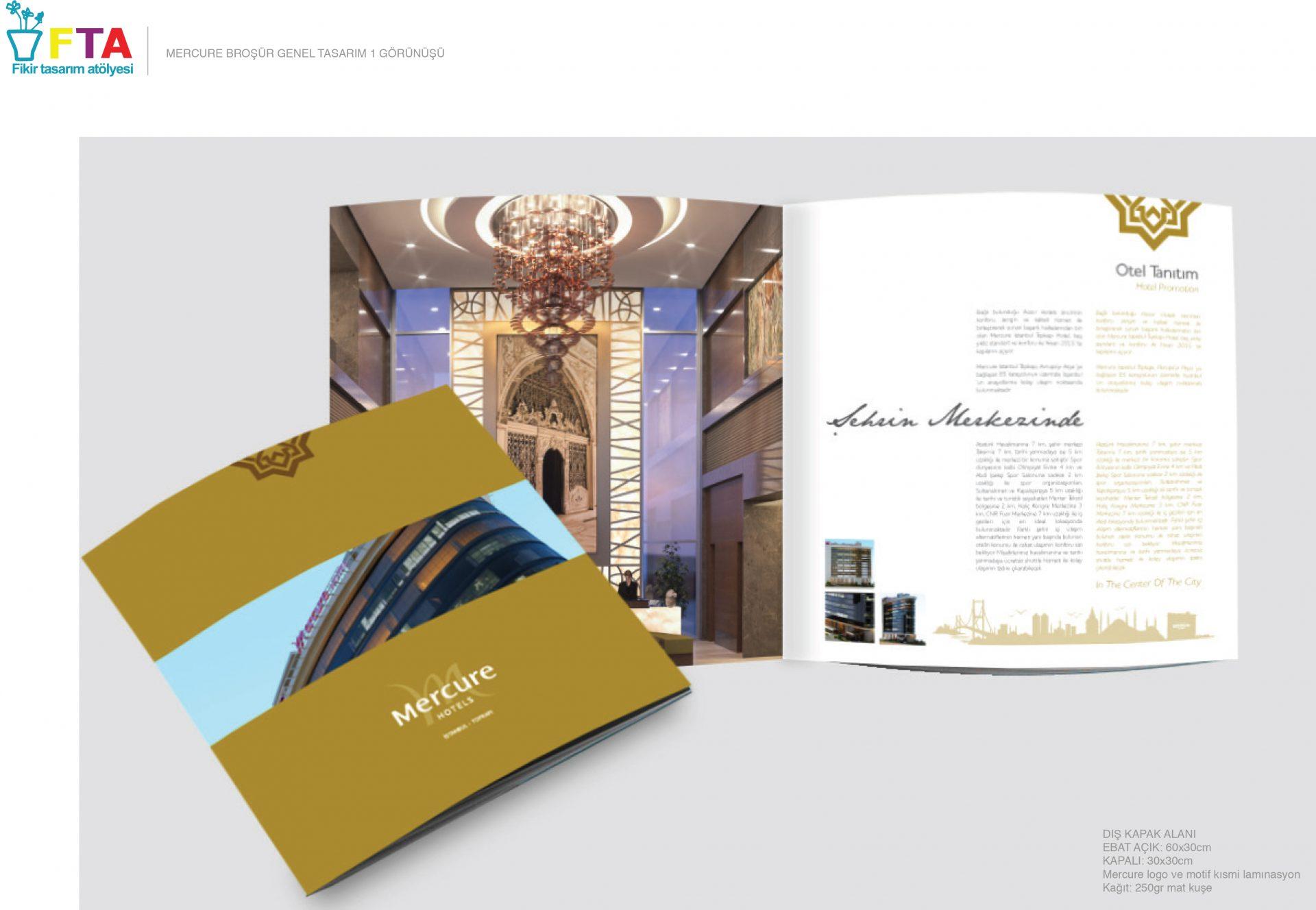 Mercure-Hotel-Brosür-tasarımı